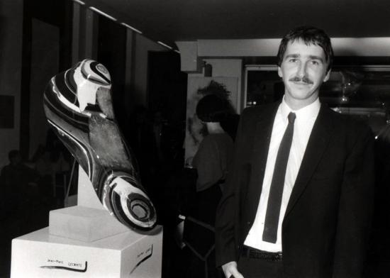 Artitech espace Pierre Cardin 10.1983